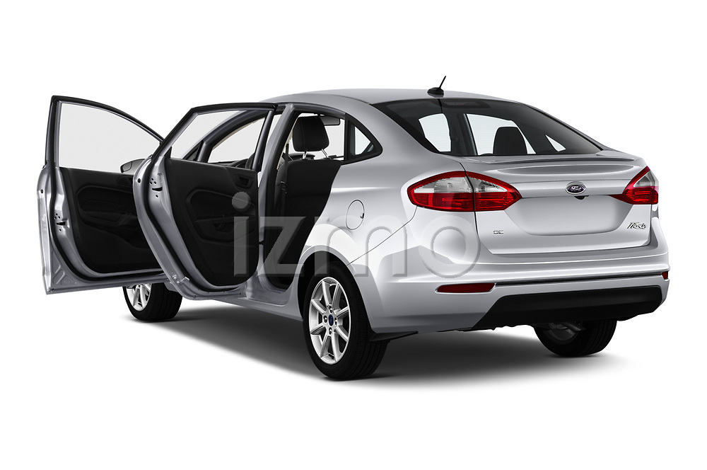 Car images of 2019 Ford Fiesta SE 4 Door Sedan Doors