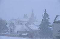 Europe/France/Rhône-Alpes/38/Isère/Autrans: Le village sous la neige