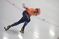 SPEEDSKATING: 07-12-2018, Tomaszów Mazowiecki (POL), ISU World Cup Arena Lodowa, 500m Men Division B, Jesper Hospes (NED), ©photo Martin de Jong