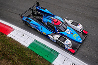 8th July 2021, Monza, Italy;   65 Canal Julien fra, Stevens Will gbr, Allen James aus, Panis Racing, Oreca 07 - Gibson during the 2021 4 Hours of Monza practise before the  4th round of the 2021 European Le Mans Series
