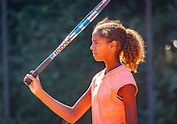 Hilversum, Netherlands, August 6, 2018, National Junior Championships, NJK, Jayden Lonwijk (NED)<br /> Photo: Tennisimages/Henk Koster