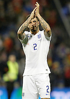 England's Kyle Walker during international friendly match. November 13,2015.(ALTERPHOTOS/Acero)