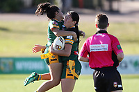 Ladies League Tag Rd 10 2018 Wyong Roos v Toukley Hawks