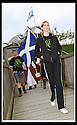 22/09/2008  Copyright Pic: James Stewart.File Name : 16_mod_march.MOD 2008 :: FORT WILLIAM TO FALKIRK WALK.MEMBERS FROM THE 2008 MOD ON THEIR FINAL LEG OF THE WALK FROM THE FALKIRK WHEEL TO THE MUNICIPAL BUILDINGS.James Stewart Photo Agency 19 Carronlea Drive, Falkirk. FK2 8DN      Vat Reg No. 607 6932 25.Studio      : +44 (0)1324 611191 .Mobile      : +44 (0)7721 416997.E-mail  :  jim@jspa.co.uk.If you require further information then contact Jim Stewart on any of the numbers above........