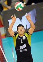 Manuel Coscione M Roma<br /> Roma 6/4/2008 Lega Volley Serie A<br /> M Roma Volley Famigliulo Corigliano - pallavolo (3-2)<br /> Foto Andrea Staccioli Insidefoto