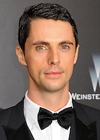 NEW YORK CITY, NY, USA - NOVEMBER 17: Matthew Goode arrives at the New York Premiere Of The Weinstein Company's 'The Imitation Game' held at the Ziegfeld Theatre on November 17, 2014 in New York City, New York, United States. (Photo by Celebrity Monitor)