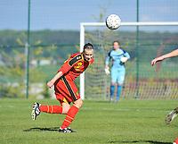 Belgium - Ukraine : Lore Vanschoenwinkel<br /> foto DAVID CATRY / Nikonpro.be