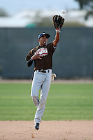 January 17, 2010:  Jay Pryor (San Diego, CA) of the Baseball Factory Mountain Team during the 2010 Under Armour Pre-Season All-America Tournament at Kino Sports Complex in Tucson, AZ.  Photo By Mike Janes/Four Seam Images