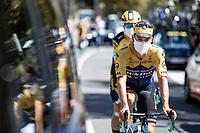 Primoz Roglic (SLV/Team Jumbo Visma) pre race<br /> <br /> Stage 5 from Gap to Privas 183km<br /> 107th Tour de France 2020 (2.UWT)<br /> (the 'postponed edition' held in september)<br /> ©kramon