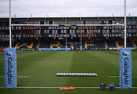 29th May 2021; Sixways Stadium, Worcester, Worcestershire, England; Premiership Rugby, Worcester Warriors versus Leicester Tigers; General View of Sixways Stadium pitch