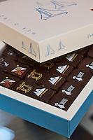 Europe/France/Bretagne/29/Finistère/Brest:Chocolats de Jean-Yves Kermarrec: Histoire de Chocolat [Non destiné à un usage publicitaire - Not intended for an advertising use]