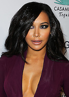 WEST HOLLYWOOD, CA, USA - OCTOBER 23: Naya Rivera arrives at Brian Bowen Smith's First Solo Show 'Wildlife' held at the De Re Gallery on October 23, 2014 in West Hollywood, California, United States. (Photo by Celebrity Monitor)