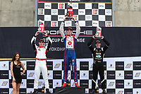 Race 2, GT3 Platinum Podium, #79 Kelly-Moss Road and Race, Porsche 991 / 2019, GT3P: Roman DeAngelis, #53 Moorespeed, Porsche 991 / 2019, GT3P: Riley Dickinson, #3 JDX Racing, Porsche 991 / 2018, GT3P: Parker Thompson