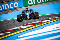July 2nd 2021; F1 Grand Prix of Austria, free practise sessions;  31 ZHOU Guanyu (chi), Alpine F1 A521