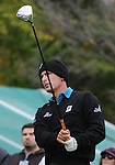 4 October 2008: Charles Howell III stares down a drive during the third round at the Turning Stone Golf Championship in Verona, New York.