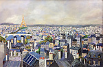 Paris in the Fall<br />