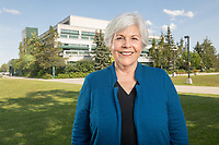 UAA's new Dean of Graduate Studies, Mary Jo Finney.