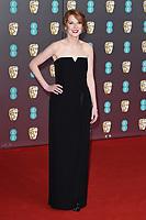 Krysty Wilson-Cairns<br /> arriving for the BAFTA Film Awards 2020 at the Royal Albert Hall, London.<br /> <br /> ©Ash Knotek  D3554 02/02/2020