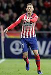 Atletico de Madrid's Lucas Hernandez during La Liga match. October 27,2018. (ALTERPHOTOS/Acero)