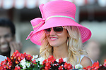 28 August 10: Scene around the track at the Travers Stakes at Saratoga Race Course in  Saratoga Springs, New York.