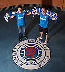 Rob Kiernan and Danny Wilson are the first signings for Mark Warburton's Rangers