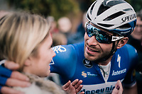 Florian SÉNÉCHAL (FRA/Deceuninck-Quick Step) wins the 51th Le Samyn 2019 <br /> <br /> Quaregnon to Dour (BEL): 200km<br /> <br /> ©kramon