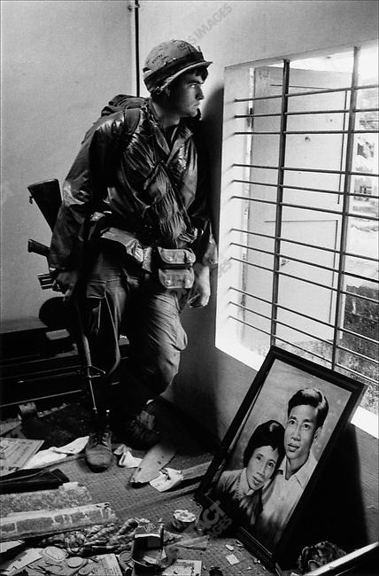 Têt offensive, Battle of Hué, Vietnam, February 1968