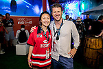 HSBC Hexagon Suite at the HSBC Sevens Village during the HSBC Hong Kong Rugby Sevens 2017 on 09 April 2017 in Hong Kong Stadium, Hong Kong, China. Photo by King Chung Fung / Power Sport Images