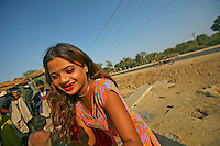 14 year old Nita is from the Bedia caste in the Bharatpur region of Rajasthan. Traditionally the Bedia see their women enter the sex trade from the age of 13-14. Nita is about to enter the profession and the bidding war for her virginity has begun. When the highest bid has been secured the client may visit Nita as much as he likes over the course of 10 days, then with the money paid, the community throws a large party, much like a Wedding Party, to mark her initiation...