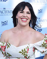 """01 September 2021 - West Hollywood, California - Alexis Martin Woodall. FX's """"Impeachment: American Crime Story"""" Premiere held at The Pacific Design Center. Photo Credit: Billy Bennight/AdMedia"""