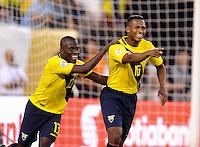 Copa America, Ecuador (ECU) vs Haiti (HAI), June 12, 2016