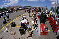 Montreal (QC) CANADA - 1986 File Photo -  the Labatt Formula One Grand-Prix