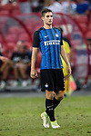 FC Internazionale Midfielder Roberto Gagliardini during the International Champions Cup match between FC Bayern and FC Internazionale at National Stadium on July 27, 2017 in Singapore. Photo by Marcio Rodrigo Machado / Power Sport Images