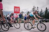 Romain Bardet (FRA/AG2R-La Mondiale)<br /> <br /> Stage 6: Frontenex > La Rosière Espace San Bernardo (110km)<br /> 70th Critérium du Dauphiné 2018 (2.UWT)