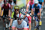 Adam Yates (GBR) Mitchelton-Scott crosses the finish line of Stage 11 of the 2019 Tour de France running 167km from Albi to Toulouse, France. 17th July 2019.<br /> Picture: Colin Flockton   Cyclefile<br /> All photos usage must carry mandatory copyright credit (© Cyclefile   Colin Flockton)