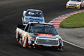 NASCAR Camping World Truck Series<br /> Drivin' For Linemen 200<br /> Gateway Motorsports Park, Madison, IL USA<br /> Saturday 17 June 2017<br /> Christopher Bell, JBL Toyota Tundra<br /> World Copyright: Barry Cantrell<br /> LAT Images