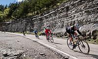 George Bennett (NZL/Jumbo-Visma)<br /> <br /> 104th Giro d'Italia 2021 (2.UWT)<br /> Stage 12 from Siena to Bagno di Romagna (212km)<br /> <br /> ©kramon