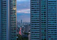 Bangkok Skyline and Architecture, Thailand