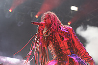 2013   File Photo -Rob Zombie  in concert