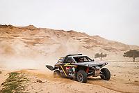 7th January 2021; Riyadh to Buraydah, Saudi Arabia; Dakar Rally, stage 5;  380 Meeke Kris (gbr), Rosegaar Wouter (nld), PH Sport, PH Sport, Light Weight Vehicles Prototype - T3, action during the 5th stage of the Dakar 2021 between Riyadh and Buraydah, in Saudi Arabia on January 7, 2021