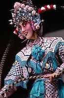 China, Peking, Pekingoper im Zheng YiCi-Theater