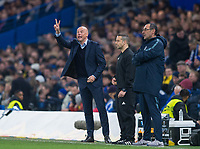 Malmo FF manager Uwe Rosler during the UEFA Europa League match between Chelsea and Malmo at Stamford Bridge, London, England on 21 February 2019. Photo by Andrew Aleksiejczuk / PRiME Media Images.
