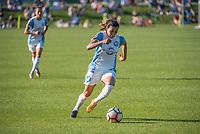 Kansas City, MO - Sunday May 07, 2017: Marta Vieira Da Silva during a regular season National Women's Soccer League (NWSL) match between FC Kansas City and the Orlando Pride at Children's Mercy Victory Field.
