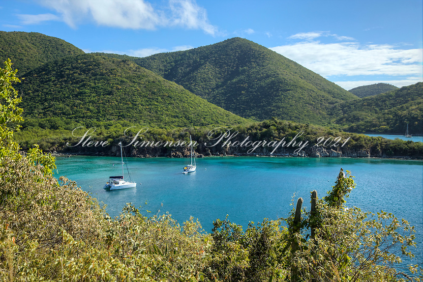 Little Lameshur and Lameshur Bays<br />