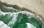August 5, 2006; San Francisco, CA, USA; Aerial view of Ocean beach in the Golden Gate National Recreation Area in San Francisco, CA. Photo by: Phillip Carter