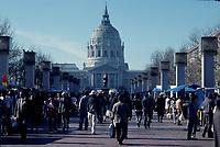 San Francison (CA) USA - January 1989  File Photo -