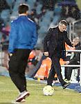 Getafe's coach Fran Escriba during La Liga match. March 18,2016. (ALTERPHOTOS/Acero)