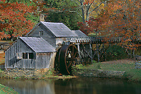 Mabry Mill<br /> Blue Ridge Parkway<br /> Blue Ridge Mountains<br /> Virginia