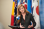 US Representative Briefs Press on Central African Republic