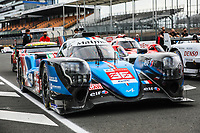 #36 ALPINE ELF MATMUT (FRA) ALPINE A480 – GIBSON HYPERCAR - ANDRE NEGRAO (BRA) / MATTHIEU VAXIVIERE (FRA) / NICOLAS LAPIERRE (FRA) - OFFICIAL PICTURE 24 HOURS OF LE MANS